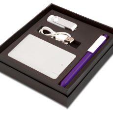 DUALISM SLIM POWERBANK AND USB GIFTSET 333-02