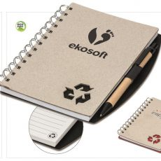 BANAIRE ECO-LOGICAL NOTEBOOK 9331