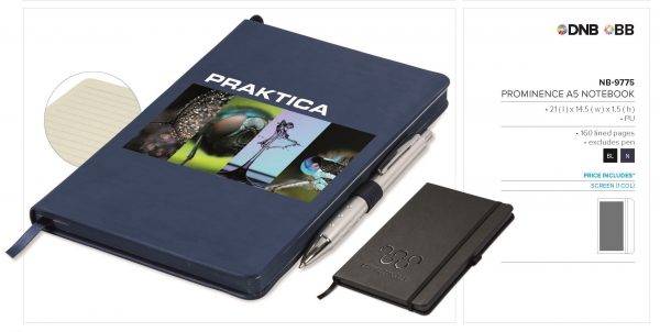 PROMINENCE A5 NOTEBOOK 9775