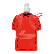 SHIRT SHAPED FOLDABLE WATER BOTTLE BW7877