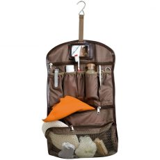 BROWN TOILETRY BAG 67616