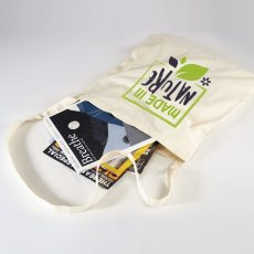 ECO COTTON SLING BAG IDEA-1157