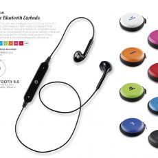NITRATE BLUETOOTH EARBUDS 50041
