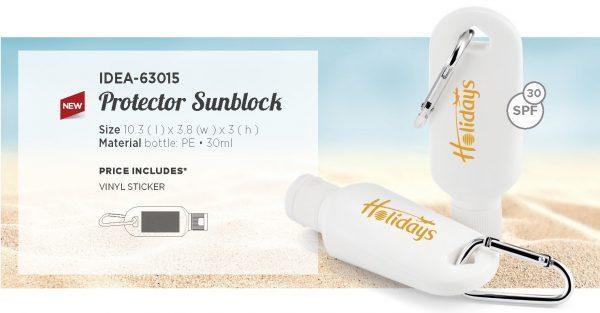 PROTECTOR SUNBLOCK 63015