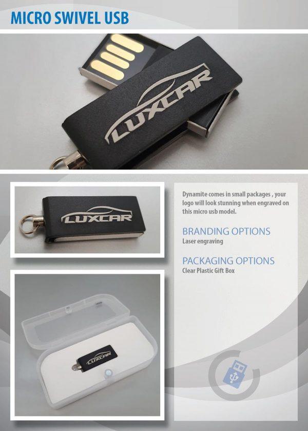 MICRO SWIVEL USB